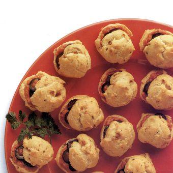 Italian Appetizer Puffs