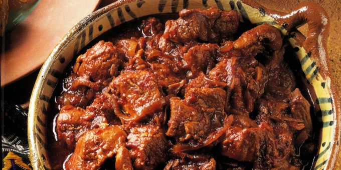 Pork with Chiles