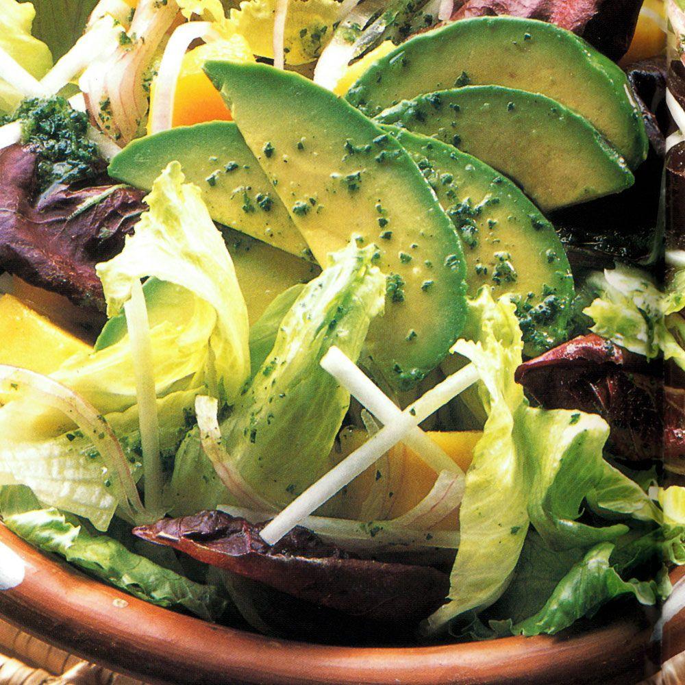 Salad with Jicama and Mango