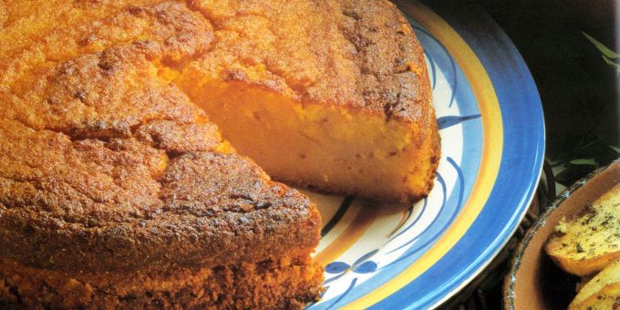 Carrot Torte