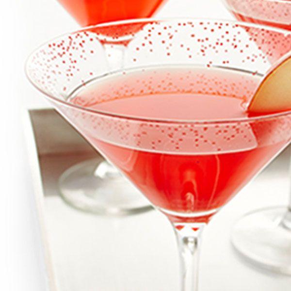 Cardamom Pear Martini Recipe : Target Recipes