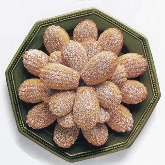 Spiced Madeleines