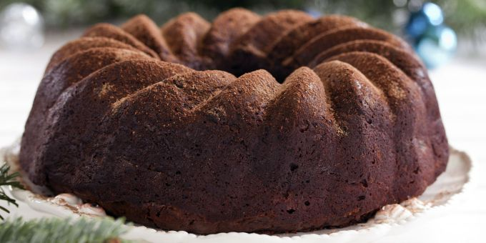 Chocolate Lover's Cake
