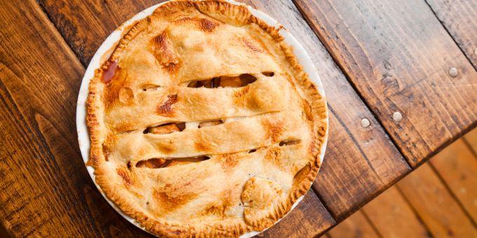 Classic Apple Pie Recipe : Cooking.com Recipes