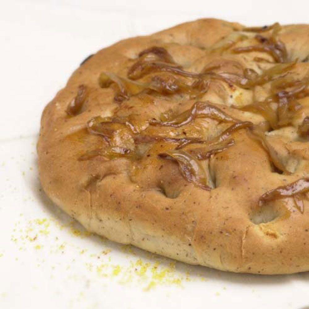 Onion Olive Focaccia