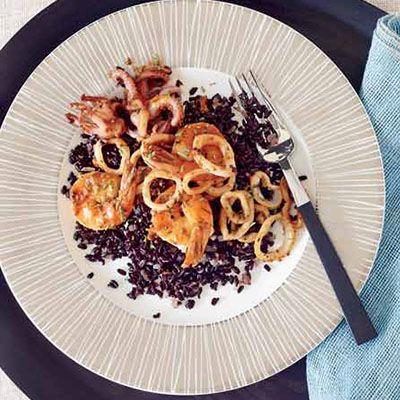 Brazilian Black Rice
