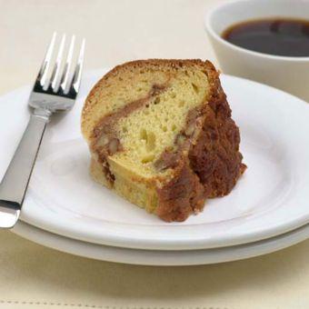 Maple-Walnut Coffee Cake