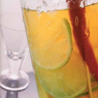 Triple Citrus Tequila