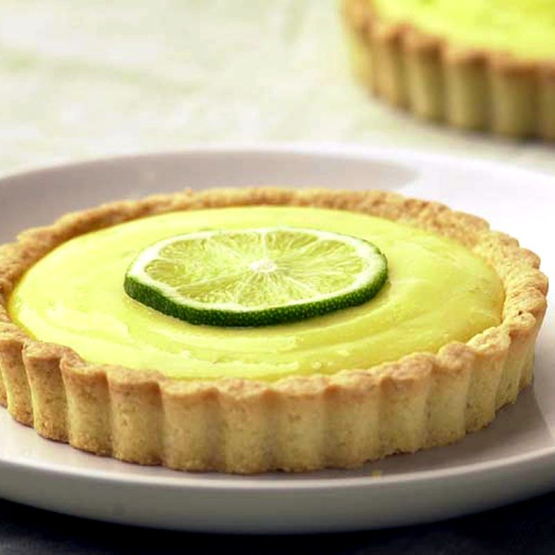Individual Coconut-Lime Tartlets