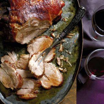 Asian-Spiced Pork