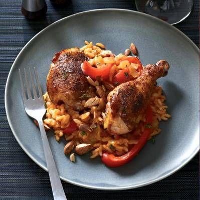 Chicken Sofrito