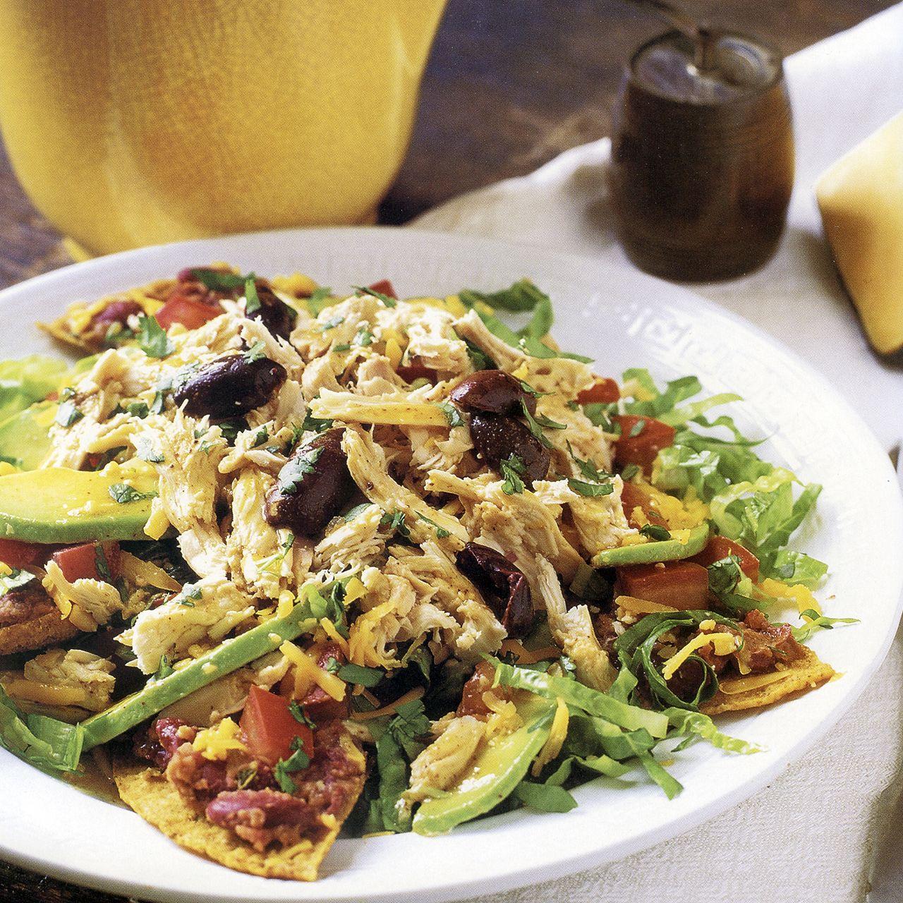 Southwestern Tortilla Salad