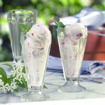 Cherry Vanilla Ice Cream Soda