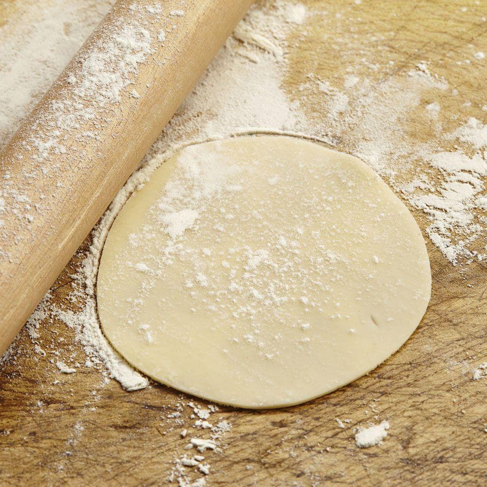 Basic Flaky Pie Crust Dough Recipe : Cooking.com Recipes