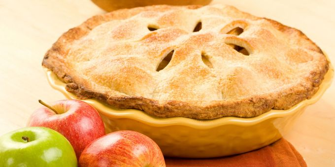 Mom's Apple Pie