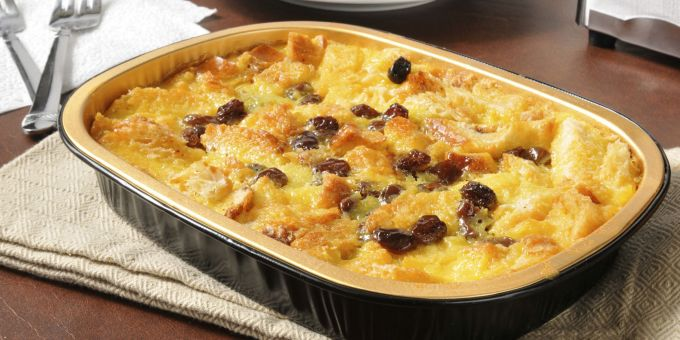 Gooey Bread Pudding