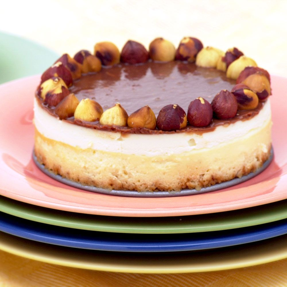 Creamy Little Cheesecakes