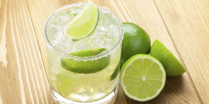 Ultimate Lime Margaritas