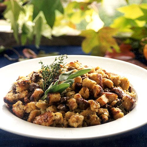 Classic Sage and Sausage Dressing