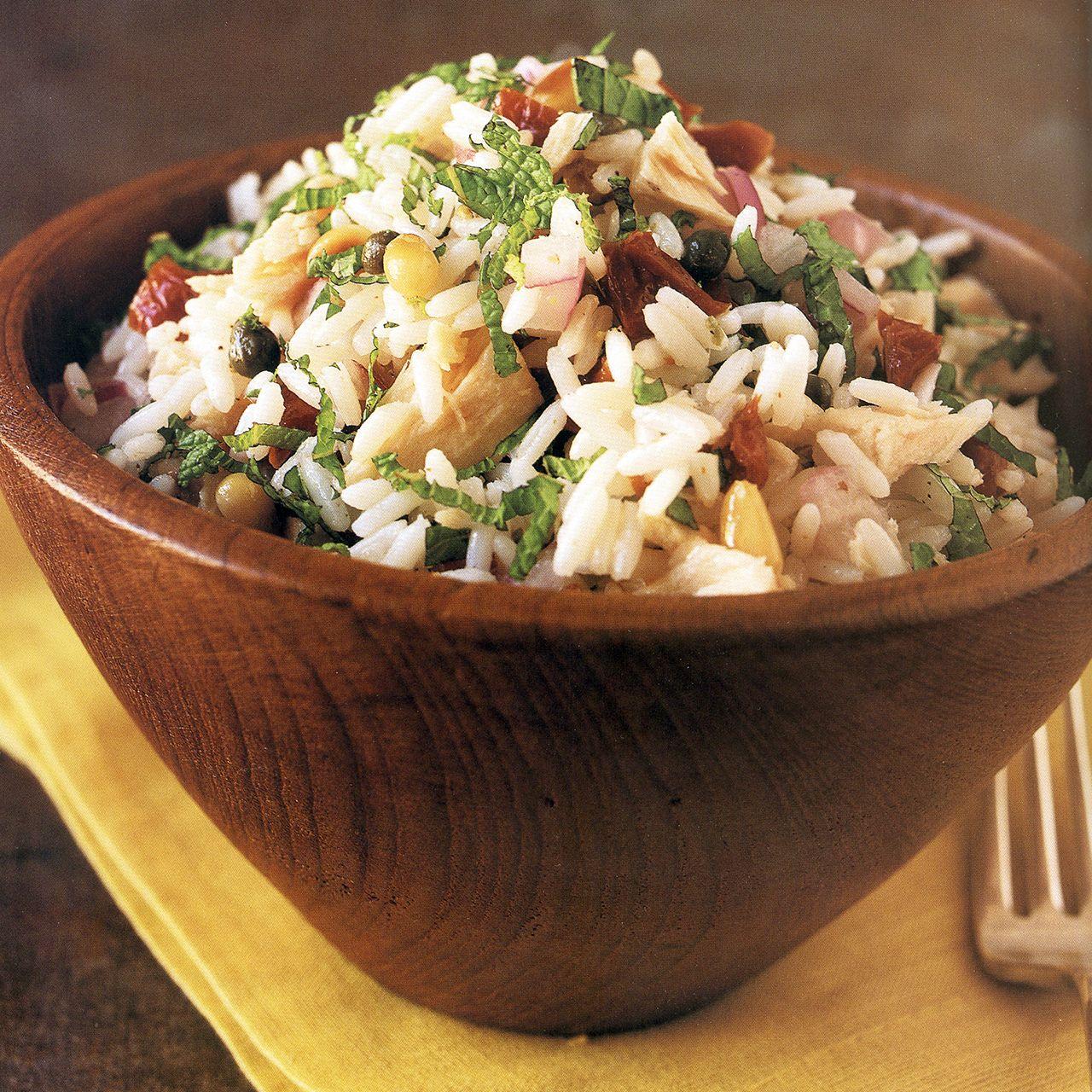 Sicilian Rice Salad