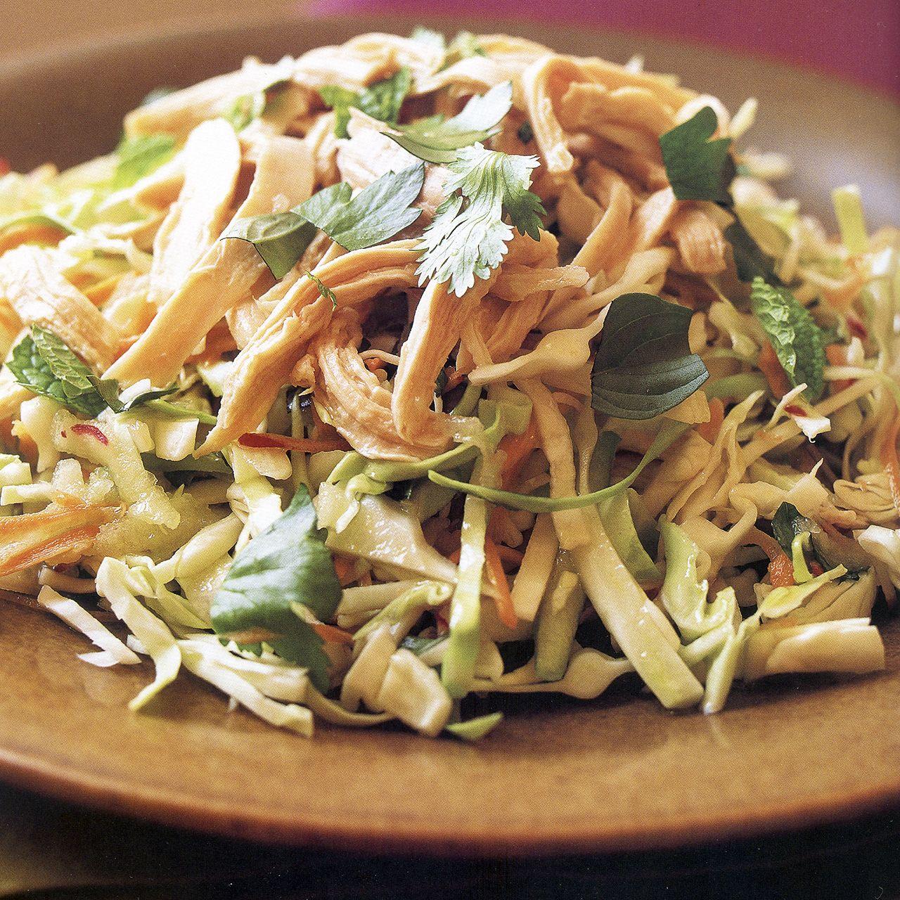Vietnamese Cabbage-and-Chicken Salad