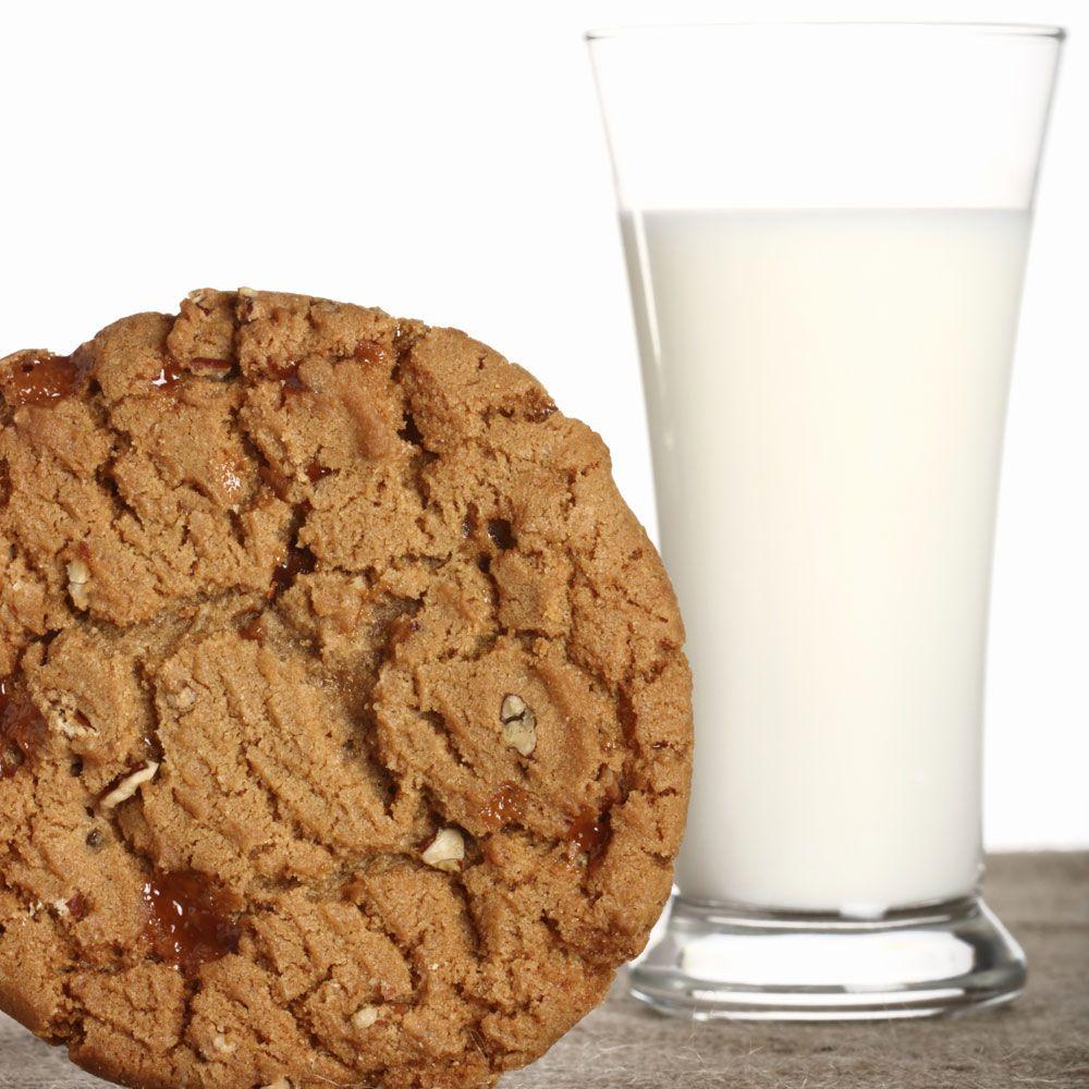 Ginger-Toffee Cookies