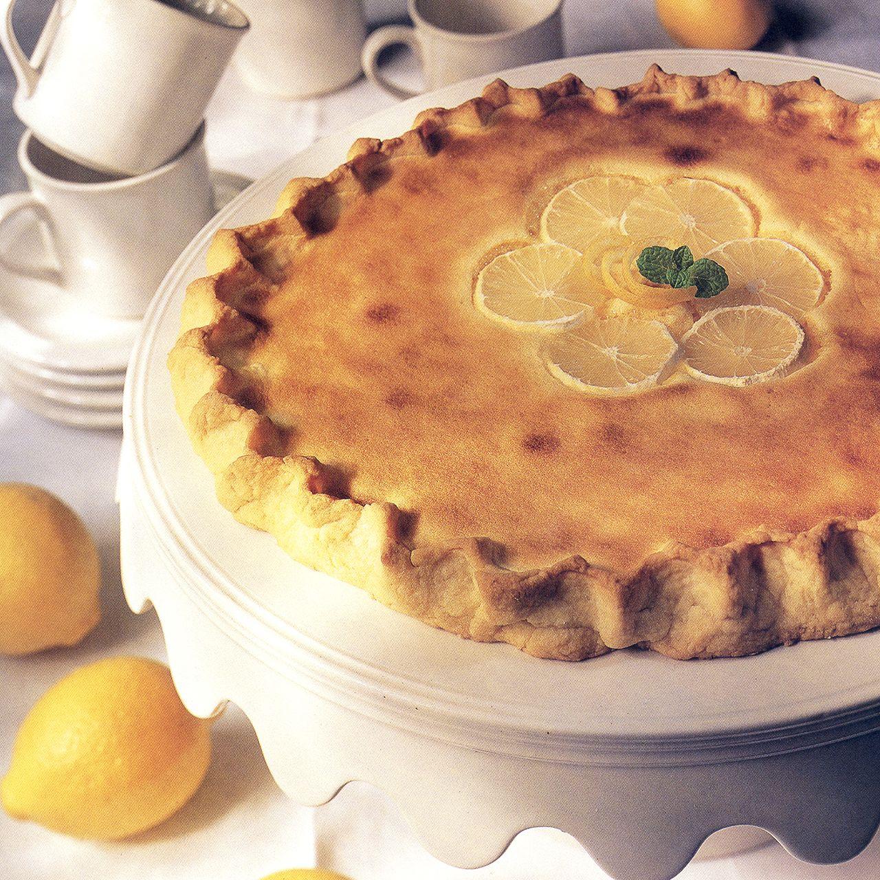 Lemon Galette