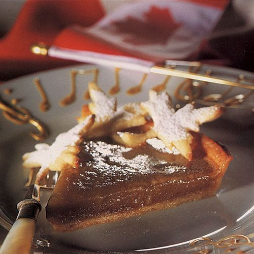 Maple Tart