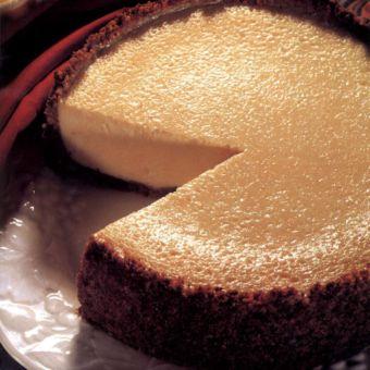 Graham Cracker Cheesecake