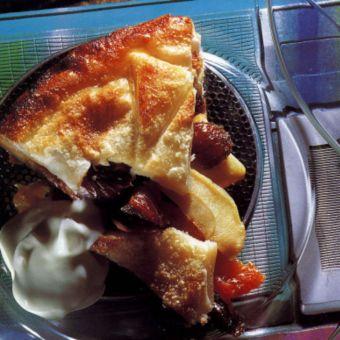 Winter Fruit Pie