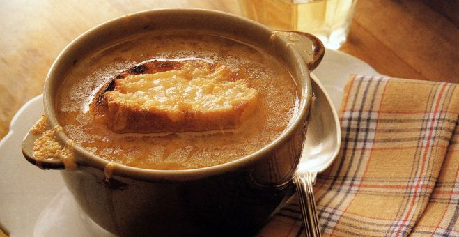 Onion Soup Gratinee
