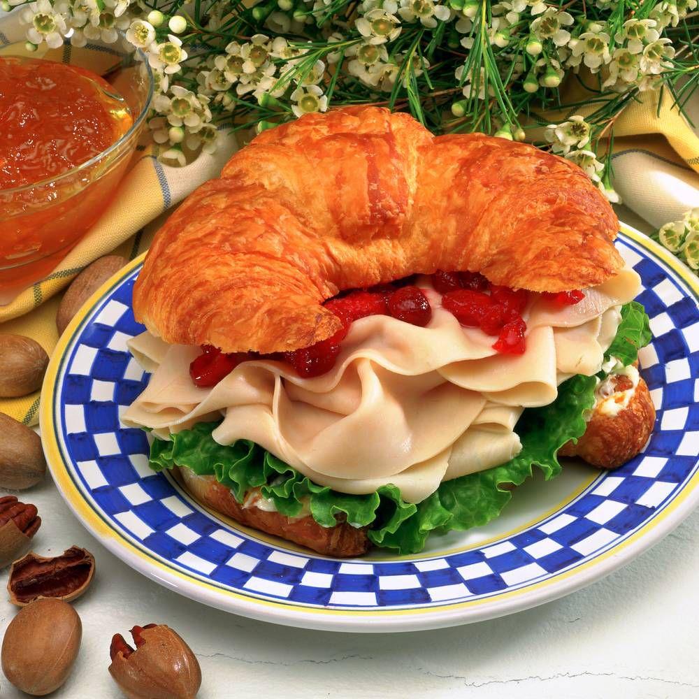 Turkey Cranberry Croissant