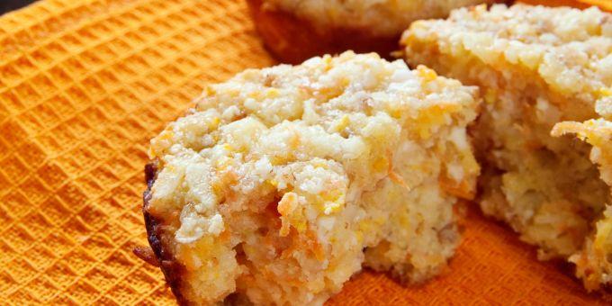 Orange Blossom Mini-Muffins