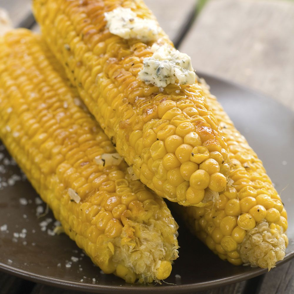 Corn on the Cob with Sweet Butter