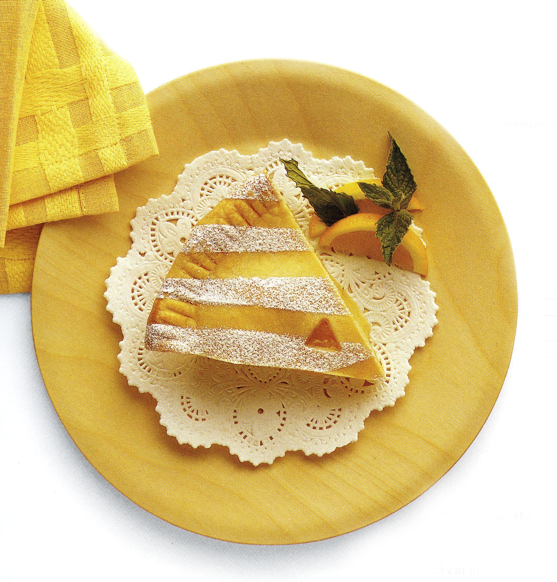 Shaker-Style Lemon Pie Recipe : Cooking.com Recipes