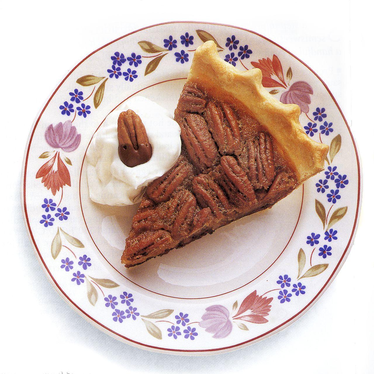 Pecan-Chocolate Chip Pie