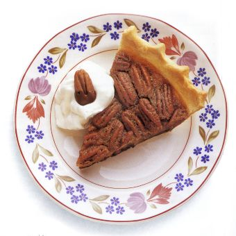 Pecan-Chocolate Chip Pie