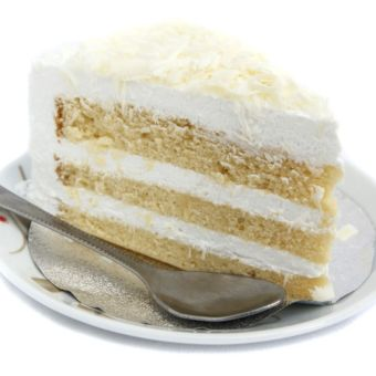 Mrs. Lincoln's White Cake
