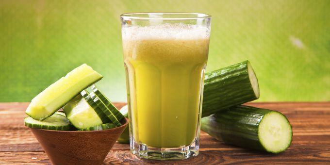 Refreshing Cucumber Agua Fresca