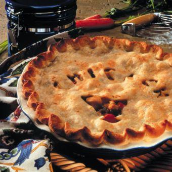 Autumn Chicken Pot Pie