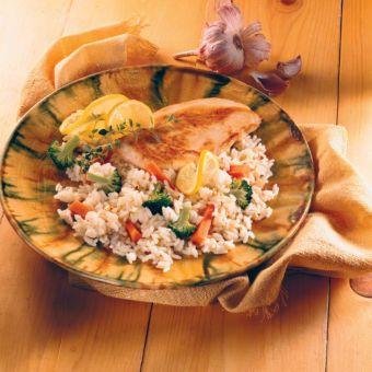 Lemon Garlic Chicken