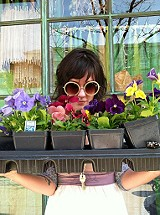 Sweet Jane Sunglasses style pic
