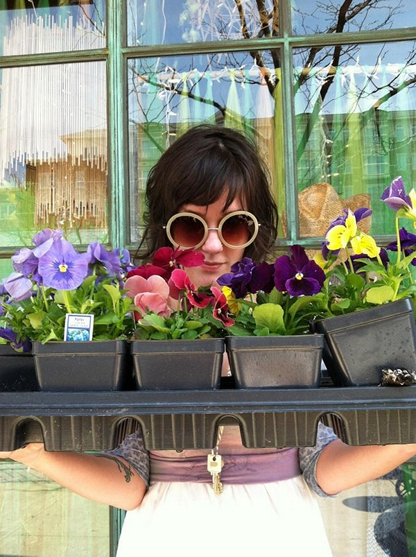 Sweet Jane Sunglasses style pic