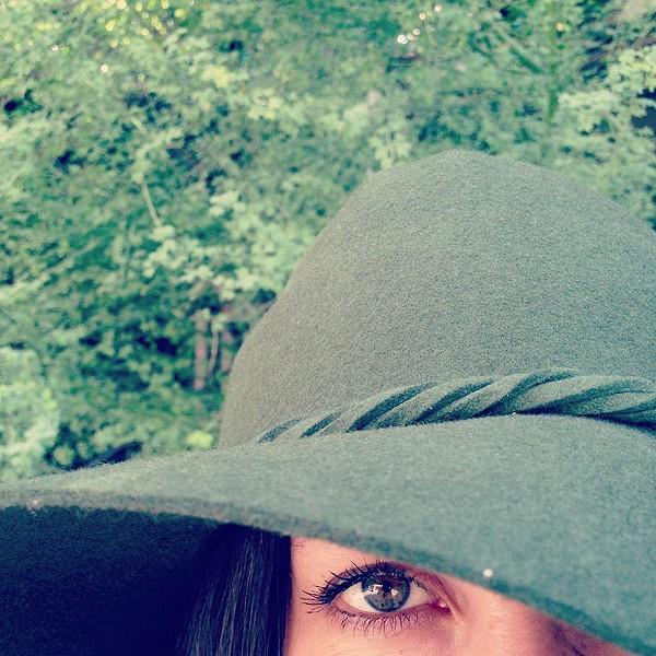 favorite hat!