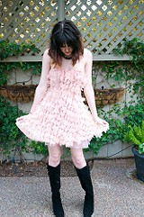 Sweet Valentine Dress style pic