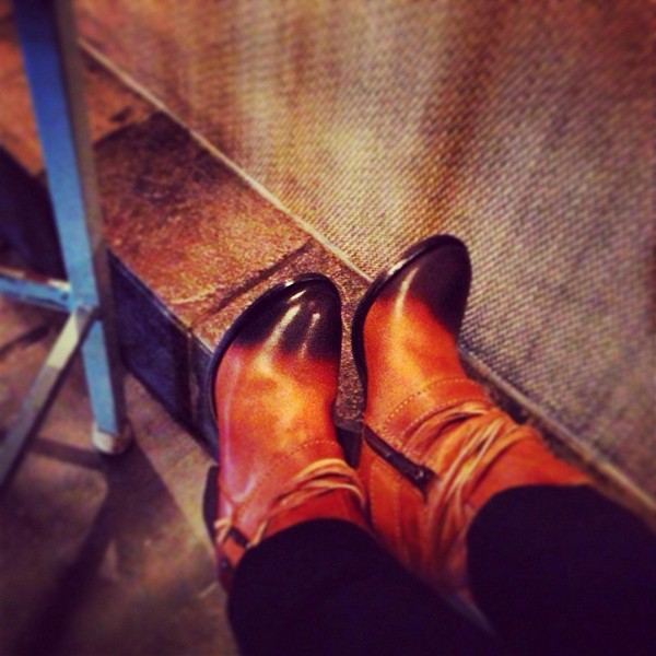 Outpost Ankle Boot style pic