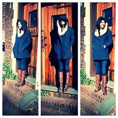 Fall Morning Jacket