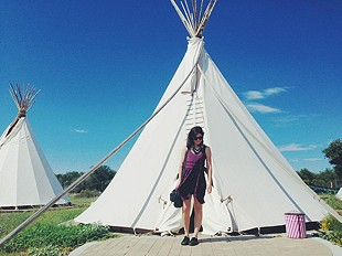 teepees and things