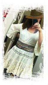 Daisy Lace Dress style pic