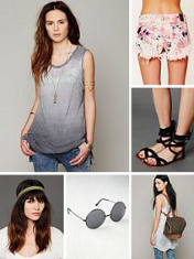 Summer Music Festival Wear